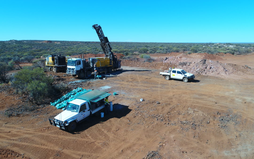 Gnows Nest Project Commencement of Drilling