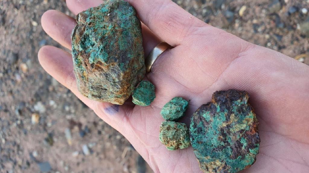 Emu strikes copper in WA