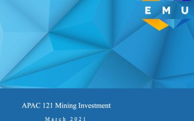 APAC 121 Mining Investment