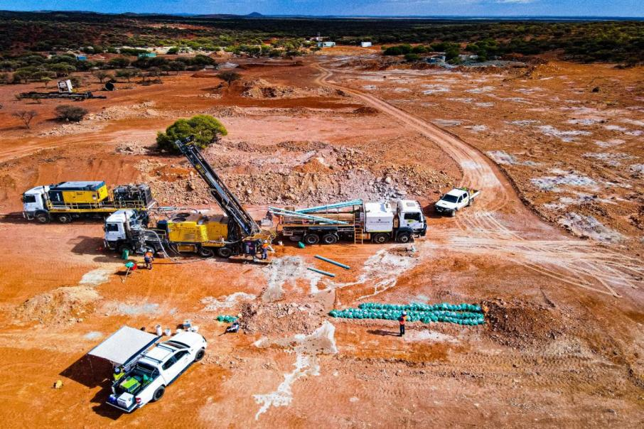 Emu dishes up new high-grade gold zones in WA